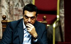 Greek Mystery man Alexis Tsipras, who only became Prime Minister in January, is expected to make a televised state address to the nation this evening announcing his stunning resignation. The mystery deepens... #AlexisTsipras http://www.nowtheendbegins.com/blog/?p=34947