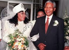 Inferencing with pictures-- what is happening here? Zinzi Mandela daughter of South African National Congress President Nelson Mandela, wearing Xhosa traditional outfit Nelson Mandela Family, African National Congress, Mahalia Jackson, Human Rights Activists, First Black President, Black Presidents, African Countries, Life Pictures, Traditional Outfits
