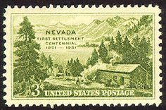 US Stamp Gallery >> Carson Valley, 1851