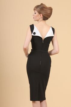 The Audrey Hepburn Dress by Bettie Page - Clothing