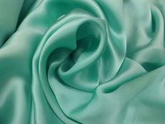 This item is unavailable Aqua, Teal, Turquoise, Satin Vert, Couture Sewing, Creations, Mint, Green, Boutique Etsy