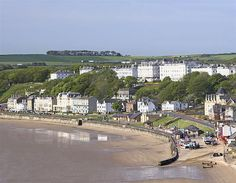 Filey Beach, Filey, Yorkshire ...Look this is North east England...amazing weather....but not today!