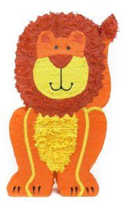 "Lion Giant Pinata Party Accessory by YA OTTA PINATA. $36.00. Manufactured to the Highest Quality Available.. Design is stylish and innovative. Satisfaction Ensured.. Great Gift Idea.. Includes (1) themed pinata. 36""H x 21""W. Holds up to 10 pounds of candy (not included)."