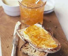 Seville oranges are the key ingredient for this delicious, tangy marmalade Seville Orange Marmalade, Lemon Marmalade, Orange Marmalade Recipe, Healthy Eating Tips, Healthy Nutrition, Tostadas, Making Marmalade, Bbc Good Food Recipes, Drink Recipes