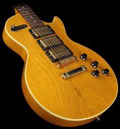 Gibson Custom Shop 50th Anniversary Les Paul Korina Tribute Electric Guitar - Used | The Music Zoo
