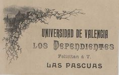 Colección de felicitaciones navideñas del siglo XIX y XX, (1886-1903)