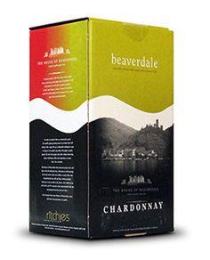 BEAVERDALE wine kit, makes 30 bottles in 28 days homebrew