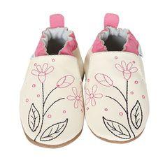 Pink Sugar Baby Shoes | Robeez