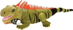 "Plush Iguana Body Puppet 30"" by Wild Republic. $11.59. Nice Quality and Detail.. Plush Iguana Body Puppet 30"". Save 54% Off!"