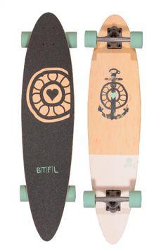 BTFL Longboards Mary Longboard Mädchen