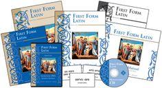 First Form Latin – Memoria Press