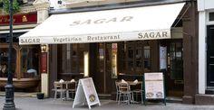 Gallery | Sagar Vegetarian Vegetarian/ S.Indian - good lunch specials - London - 31 Catherine St, Covent Garden.  12:00-11:00. Set meal $6.