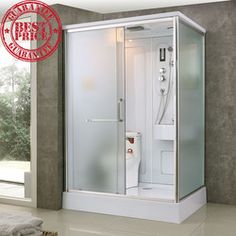 Prefabricated Bathroom, One piece bathroom,Toilet shower cabin Portable Bathroom, Compact Bathroom, Bathroom Toilets, Small Toilet, New Toilet, Tiny Bathrooms, Small Bathroom, Shower Pods, Bathroom Suppliers