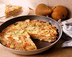 Simple spanish omelette recipe