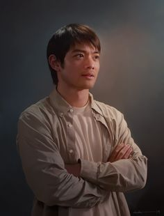 Hello, I'm Kevin Tran. I'm a prophet of the lord and trying to hide from Crowley. He wants me to read that Tablet....