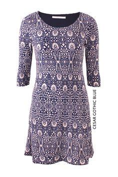 Cesar Gothic Blue von KD Klaus Dilkrath #kdklausdilkrath #kd #dilkrath #kd12 #outfit #dress
