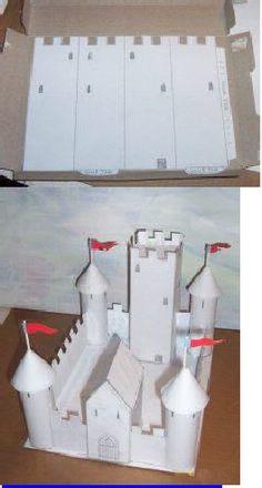 Make a Paper Castle