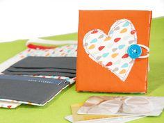 Tasche für Gutscheine, Kunden- und Treuekarten