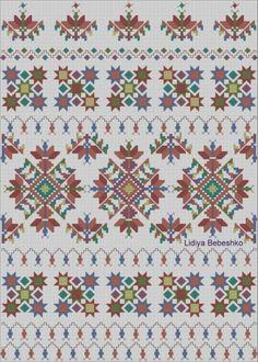 Gallery.ru / Фото #3 - Традиційний подільський рушник - valentinakp