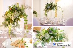 Wreaths, Table Decorations, Home Decor, Room Decor, Garlands, Home Interior Design, Decoration Home, Floral Arrangements, Flower Garlands