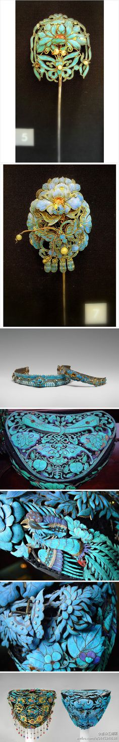 hair accessories of Chinese style