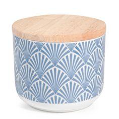 Pot en porcelaine H 9 cm COVENTRY