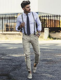 Men's Street Style Inspiration #29   MenStyle1- Men's Style Blog