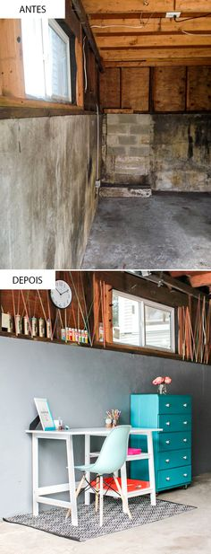 pin for later these garage remodels are way cooler than your average man cave