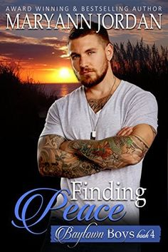 Release Blitz:: Finding Peace by Maryann Jordan Jordan Release Dates, Female Cop, Past My Bedtime, Battle Scars, Band Of Brothers, Group Of Friends, Military Police, He Day, Finding Peace