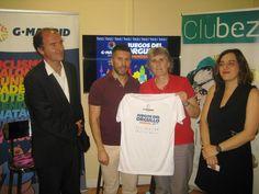 La afamada periodista, voz habitual de retransmisiones deportivas en RTVE, apoya la visibilidad del colectivo LGTBI en el deporte.