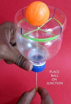 Toys from Trash. Awesome website full of toys and experiments using/teaching STEM