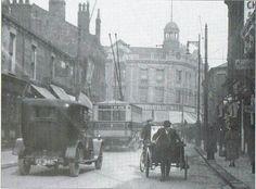 Freeman Street / Riby Square