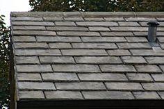 faux slate roofing material | Bellaforte Synthetic Slate Roof FIELD Tiles, SLATE GRAY (10).