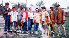 "I wonder where the cast of ""The Sandlot"" is now?"