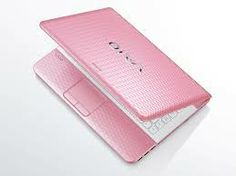 vaio pink laptop - Google Search