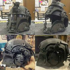 #starwars #mandalorean #helmet