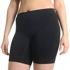 Mid Rise Anti-chafing Panty Short