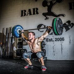 #crossfit #motivation #danbailey