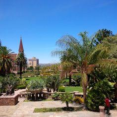 jardins du parlement