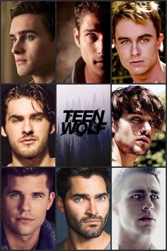 The Pack Teen Wolf