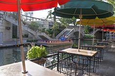 San Antonio, Texas The River Walk---beautiful site....when I went to see my son