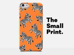 Zebra iPhone 6 case, Cute iPhone 6 Case, Kawaii iPhone 6, iPhone Case, Plastic Phone Case, Cute animal iPhone case, Animal iPhone 6, Tiger by TheSmallPrintCases on Etsy https://www.etsy.com/listing/230590516/zebra-iphone-6-case-cute-iphone-6-case