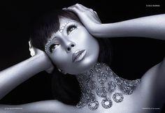 #fatimanasir #annabelleswigs #swarovski #graftobian #beauty #makeup #makeupartist #photoshoot #creative