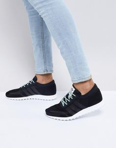 promo code 9945a 998ab adidas Originals Los Angeles Sneakers In Black - Black