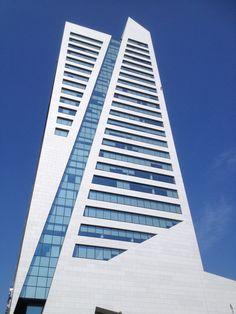Arteveld tower Ghent Belgium