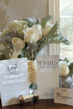 baby shower wishes for baby - Little Lamb
