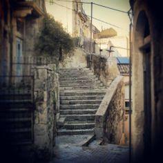The Old Jewish Getto of Cartellone, Modica. #modica #sicily #italy #unesco