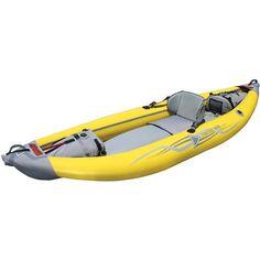 Advanced Elements StraitEdge Inflatable Kayak, Yellow #kayakitems