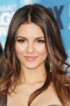 Victoria Justice  Possible wedding makeup