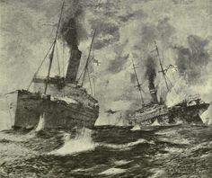 Berlino inasprisce la guerra sottomarina